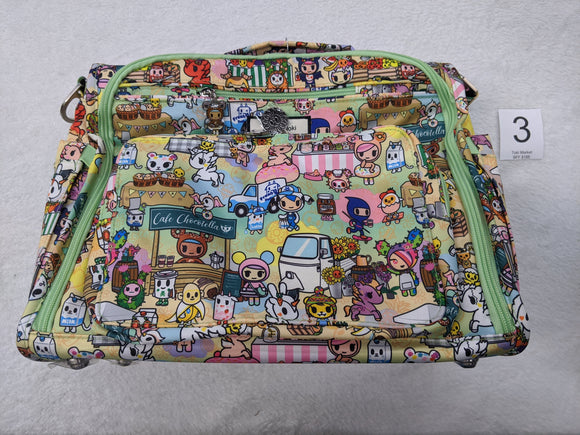 Toki Market BFF (#03) from Ju-Ju-Be x Tokidoki with guaranteed TM COIN PURSE!