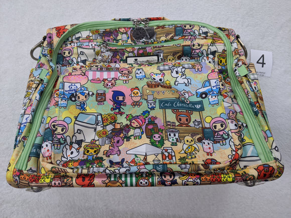 Toki Market BFF (#04) from Ju-Ju-Be x Tokidoki with guaranteed TM COIN PURSE!