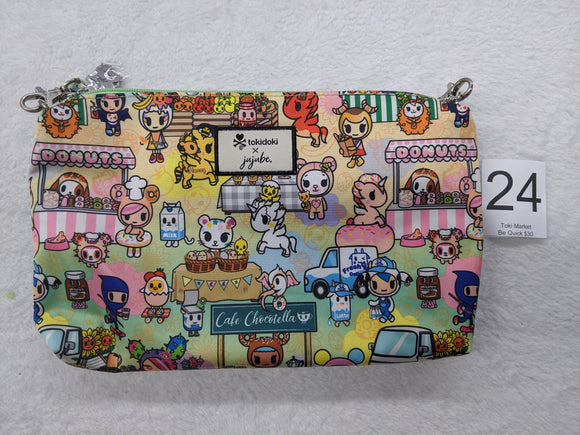 Toki Market Be Quick (#24) from Ju-Ju-Be x Tokidoki