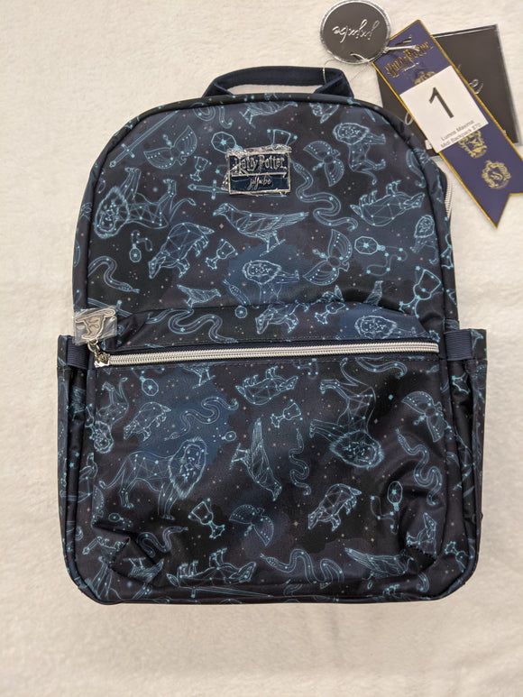 Lumos Maxima Midi Backpack (#01) from Ju-Ju-Be x Harry Potter