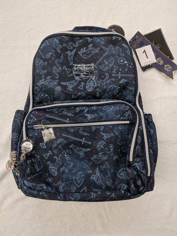 Lumos Maxima Zealous Backpack (#01) from Ju-Ju-Be x Harry Potter