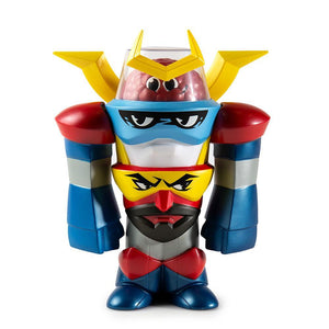 Mecha Aqua Teen Hunger Force Vinyl Art Figure by Kidrobot