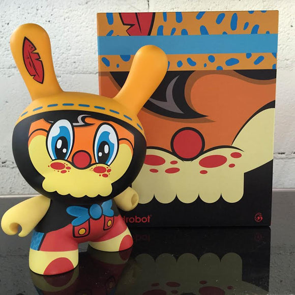 No Strings On Me 8-Inch Dunny by WuzOne x Kidrobot