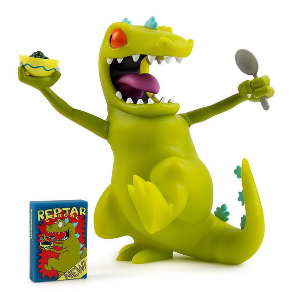 Nickelodeon Rugrats REPTAR Art Toy Figure by Kidrobot