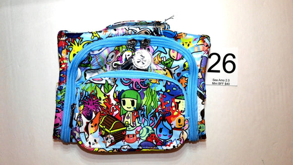 Sea Amo 2.0 Mini B.F.F. (#26) from Ju-Ju-Be x Tokidoki