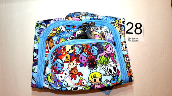 Sea Amo 2.0 Mini B.F.F. (#28) from Ju-Ju-Be x Tokidoki