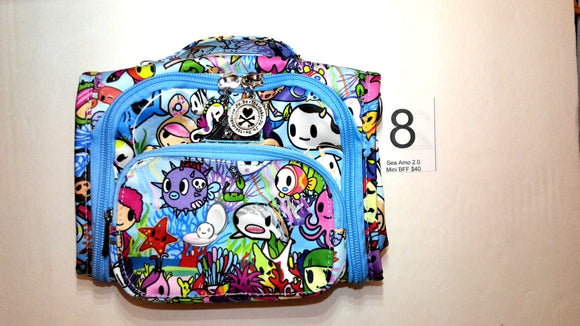 Sea Amo 2.0 Mini B.F.F. (#8) from Ju-Ju-Be x Tokidoki