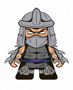 Shredder 6-Inch Figure by Kidrobot x TMNT