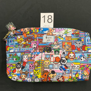 Team Toki Be Quick (#18) from Ju-Ju-Be x Tokidoki