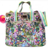 Tokidoki Camo Kawaii Cinch Crossbody