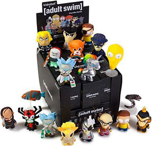 Adult Swim Blind Box Series - Individual Blind Box by Kidrobot