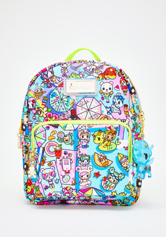 Tokidoki Pool Party Backpack