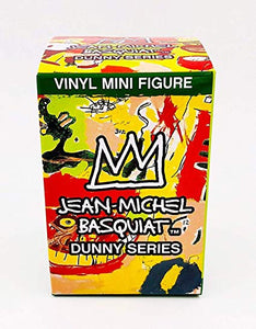 "Jean-Michel Basquiat Dunny 3"" Mini Figure Blind Box"