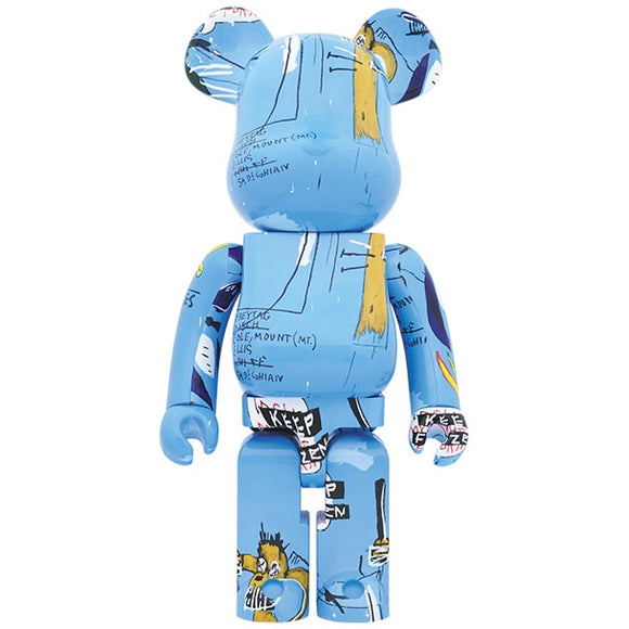 Jean-Michel Basquiat 1000% Bearbrick #4