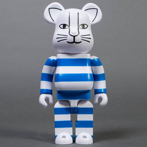 Lisa Larson 400% Bearbrick - Blue