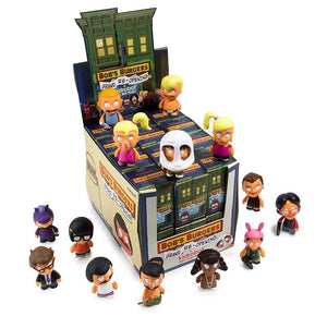 "Bob's Burgers Grand Re-opening 3"" Mini Figure Series FULL CASE"