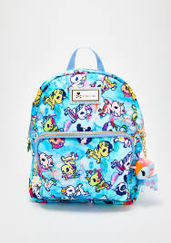 Tokidoki Watercolor Paradise Small Backpack