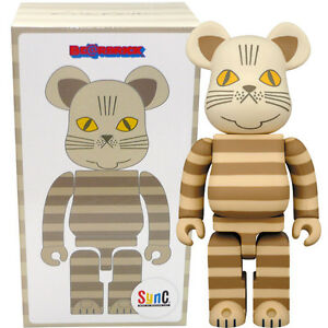 Lisa Larson 400% Bearbrick - Brown/Tan
