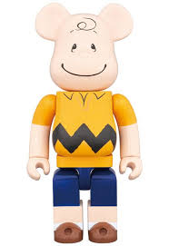 Charlie Brown 1000% Bearbrick