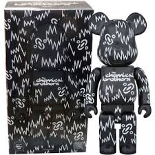 Chemical Brothers 400% Bearbrick