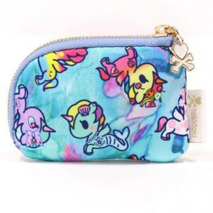 Tokidoki Watercolor Paradise Coin Purse