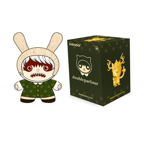 3-Inch Sylvie Dunny by Doubleparlor x Kidrobot