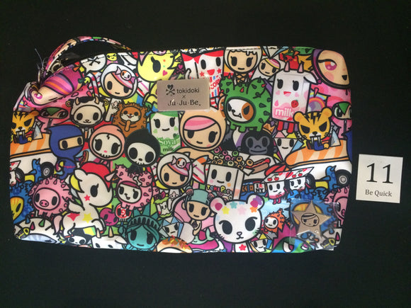 Iconic 2.0 Be Quick (#11) from Ju-Ju-Be x Tokidoki