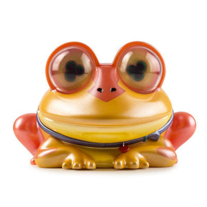 "Hypnotoad ""All Hail"" Edition (Orange Colorway) from Kidrobot x Futurama"