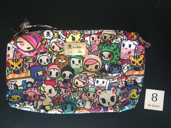 Iconic 2.0 Be Quick (#08) from Ju-Ju-Be x Tokidoki