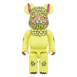 Pogola 400% Bearbrick from Medicom Toy