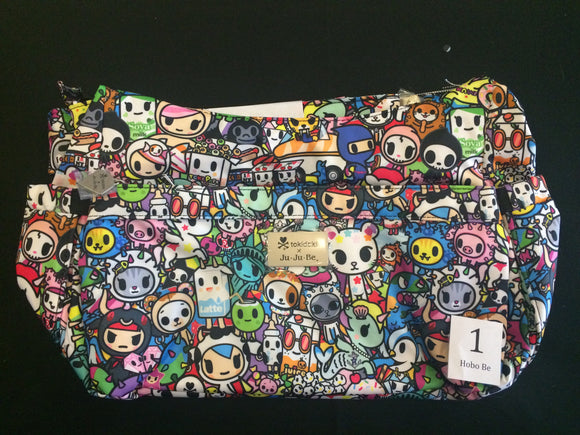 Iconic 2.0 Hobobe (#1) from Ju-Ju-Be x Tokidoki