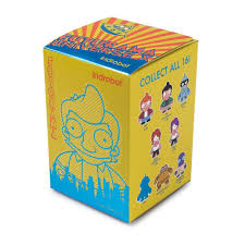 Futurama Universe X Mini Figure Series by Kidrobot Blind Box