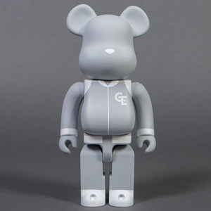 Good Enough Classics 400% Bearbrick (Grey)