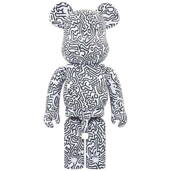 Keith Haring 1000% Bearbrick #4