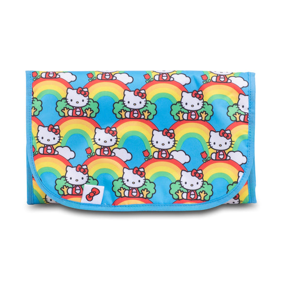Hello Rainbow Changing Pad from Ju-Ju-Be x Hello Kitty