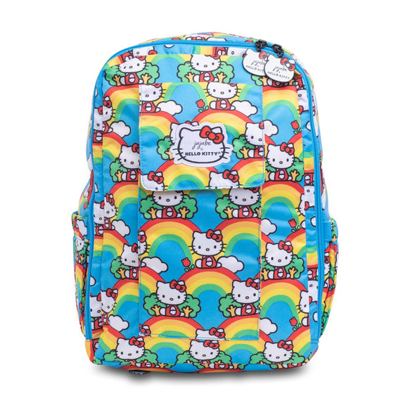 Hello Rainbow MiniBe from Ju-Ju-Be x Hello Kitty