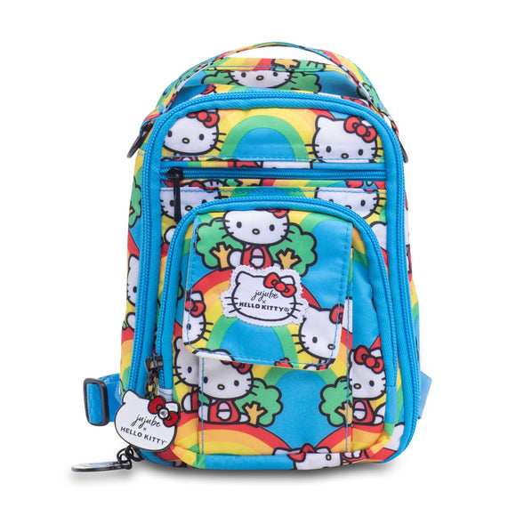 Hello Rainbow Mini BRB & Be Quick & Be Dapper Bundle from Ju-Ju-Be x Hello Kitty