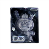 Krak Crystal  8-inch Dunny By Scott Tolleson