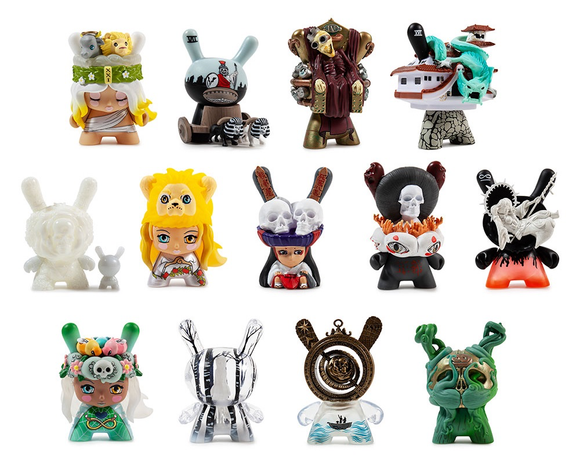 Arcane Divination 2 Dunny Series - The Lost Cards - Single Blind Box