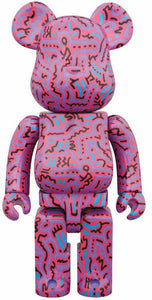 Keith Haring 1000% Bearbrick #2