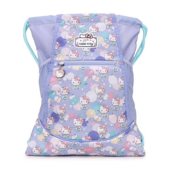 Hello Kitty Kimono: Grab and Go Backpack from Ju-Ju-Be x Hello Kitty