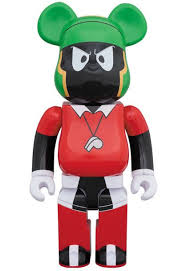 Marvin the Martian Space Jam 1000% Bearbrick