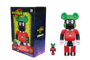 Marvin the Martian Space Jam 100% & 400% Bearbrick Set