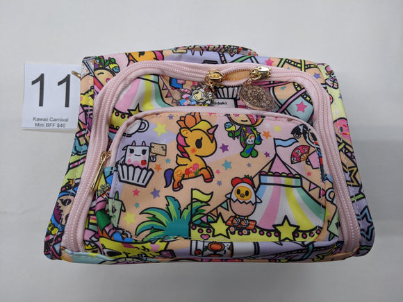Kawaii Carnival Mini B.F.F. (#11) from Ju-Ju-Be x Tokidoki