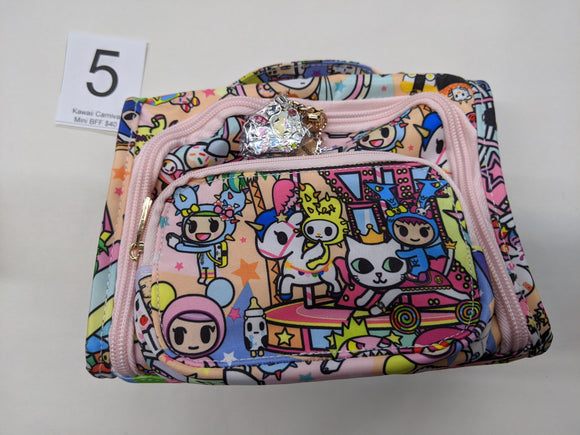 Kawaii Carnival Mini B.F.F. (#05) from Ju-Ju-Be x Tokidoki