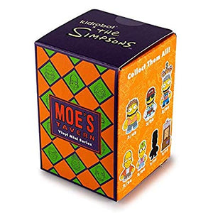 The Simpsons Moes Tavern Mini Figure Series by Kidrobot Blind Box