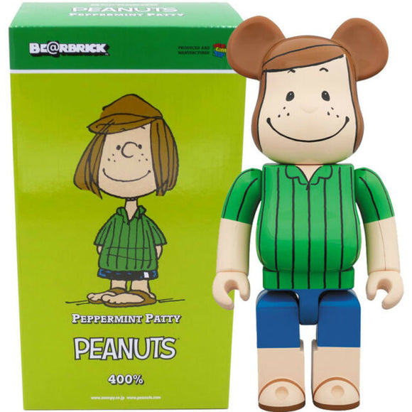 Peppermint Patty 400% Bearbrick