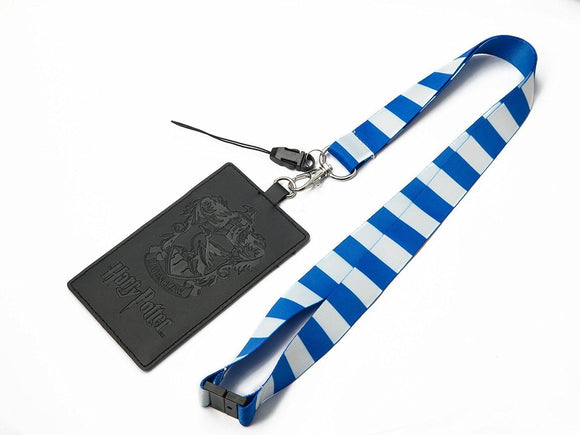 Harry Potter: Ravenclaw School Crest Lanyard with Card Holder