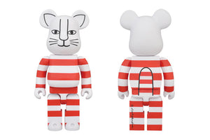 Lisa Larson 400% Bearbrick - Red