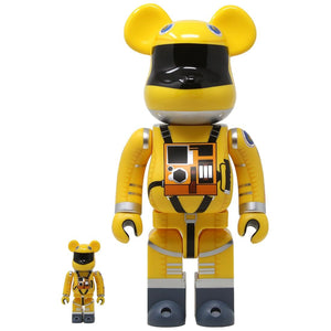 2001 A Space Odyssey Bearbrick 100% & 400% Combo Set